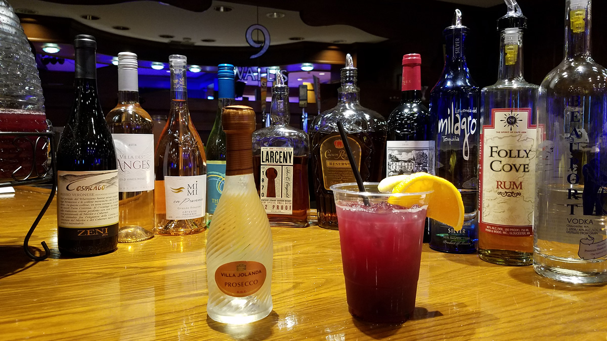 Fine Wines, Local Craft Beers, Specialty Cocktails & Top Shelf Spirits